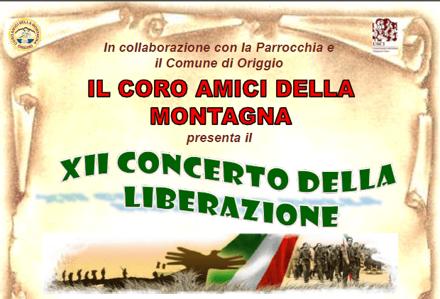 XII Concerto della Liberazione