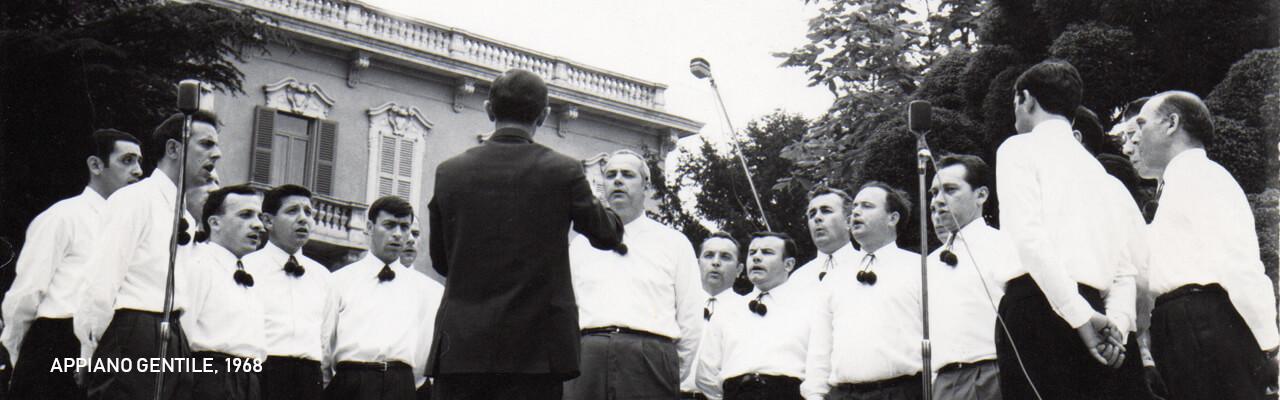 APPIANO GENTILE,  1968