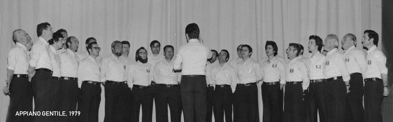 APPIANO GENTILE,  1979