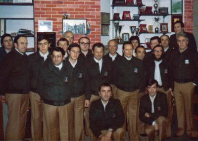 """1978 - Appiano Gentile, la nuova sede (c/o ex Casa di Riposo """"BAGINA"""")"""