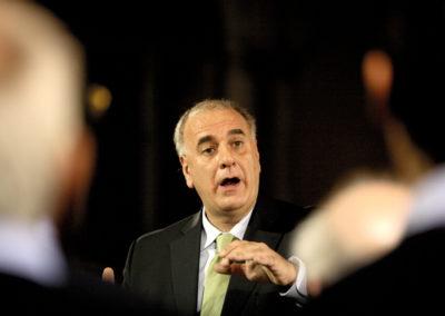 2013 - Tito, il nuovo direttore