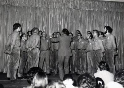 1970 - Lecco, 1° Raduno Provinciale