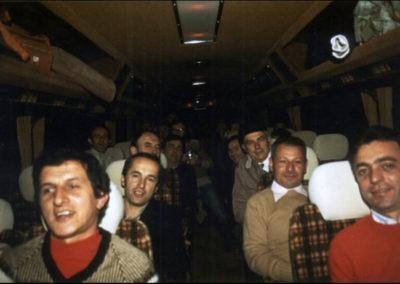 "1982 - Viaggio in pullman verso Weidenthal"""