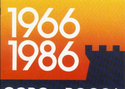 1986 - Il ventennale