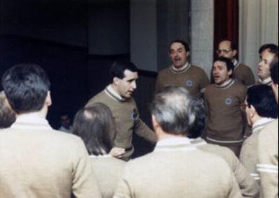 1987 - Fulvio ....  il nuovo maestro