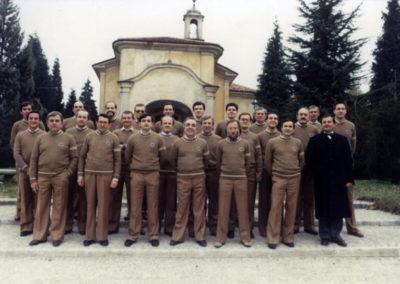 1987 - Appiano Gentile, Chiesa del Lazzaretto