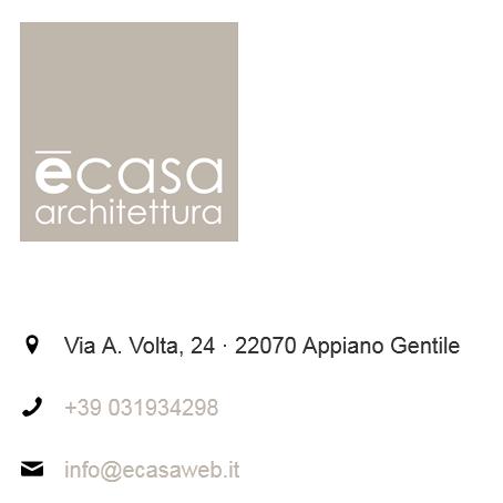 ēcasa architettura